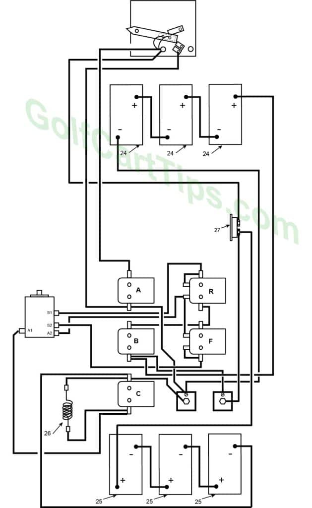 Harley Davidson Golf Cart Wiring Diagrams 1967-1978 DE on harley golf cart clutch parts, yamaha golf cart schematics, harley davidson parts schematics, harley wiring, club car golf cart schematics, harley golf cart restoration, harley golf cart 2 stroke, harley davidson engine schematics,