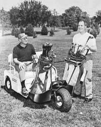 Cushman Golf Cart Ad