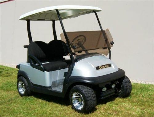 Club Car Featured Image