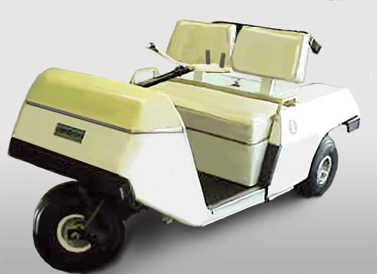 EZGO Model 400 Wiring And Troubleshooting Featured Image