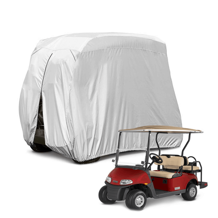 Golf Cart Covers - My Top Picks Featured Image