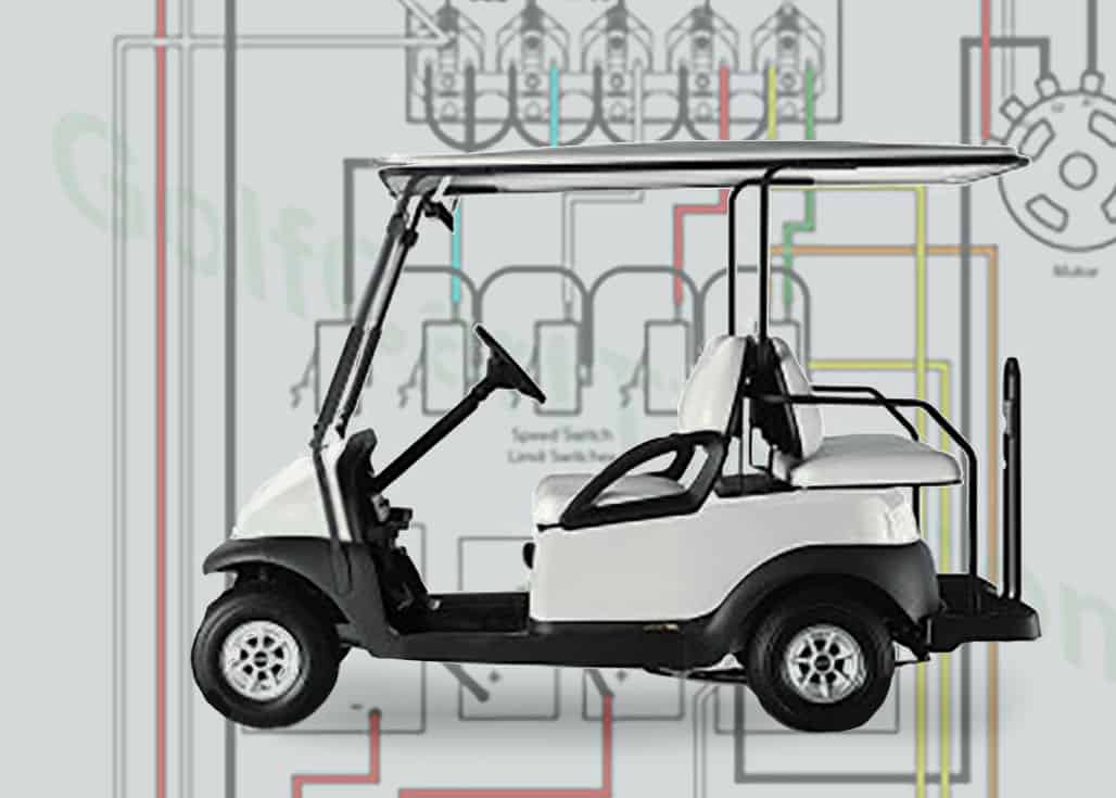 Club Car Ds Wiring Diagrams 1981 To 2002 Golf Cart Tips